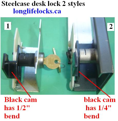 Steelcase Locks