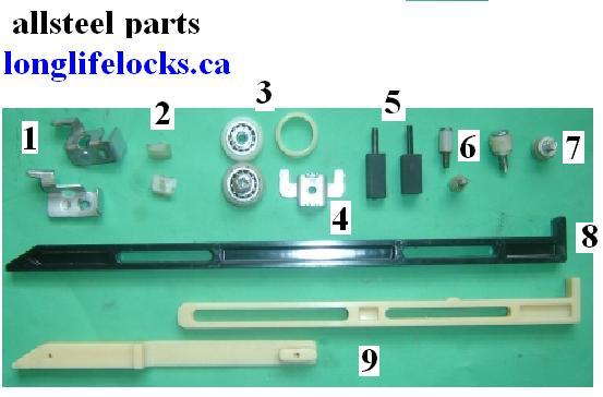 sc 1 st  Long Life Locks & Allsteel locks